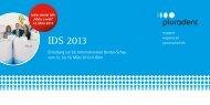 IDS 2013 - Pluradent