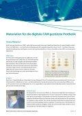 Digitale prothetik – neue Entwicklungen für erweiterte ... - Pluradent - Seite 7