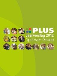 Jaarverslag_Sperwer Groep_2012 - Plus