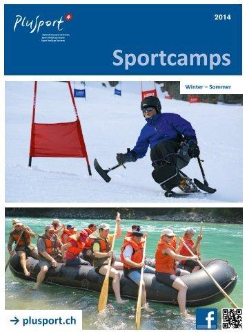 Sportcamps 2014 - Plusport