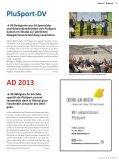 punkt point punto - PLUSPORT Behindertensport Schweiz - Page 7