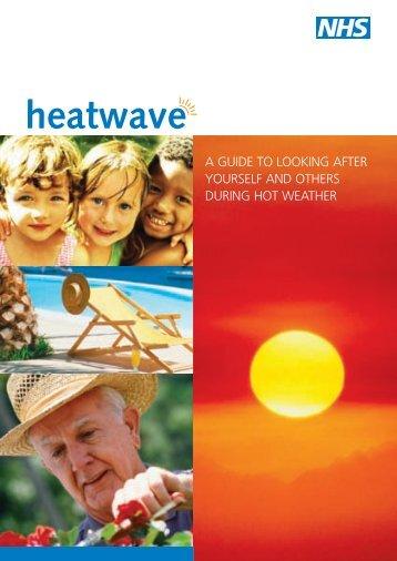 heatwave - Bedford Hospital