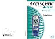 ACCU-CHEK® Active - zu Accu-Chek