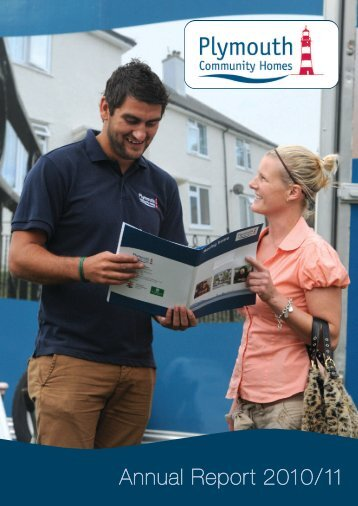 2011 Annual Report - Plymouth Community Homes