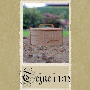 Tejne i 1:12