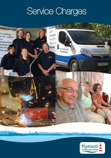 Service Charges - Plymouth Community Homes