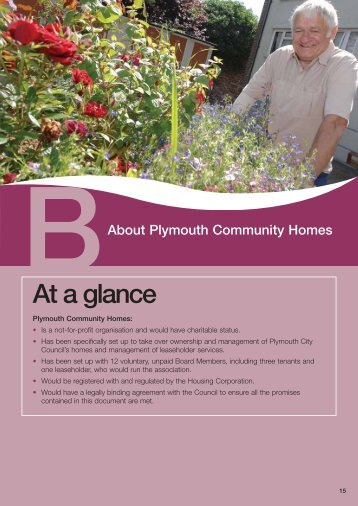 Offer Document - Plymouth Community Homes