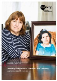Death by indifference: 74 deaths and counting - Plymouth Hospitals ...