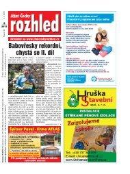 Strany 1–16 - Plzeňský rozhled