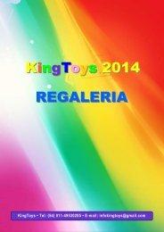 KingToys 2014 REGALERIA