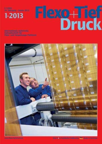 1·2013 - Institut für Print- und Medientechnik
