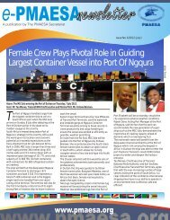 ePMAESA Newsletter July 2012