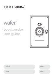 pmc.wafer user man.4964.3