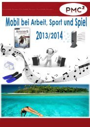 Katalog gesamt 2013/2014 - pmc2.at