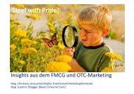 Insights aus dem FMCG und OTC Marketing - PMCA – Pharma ...