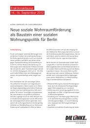 Lf 2012 09 klausur Wohnen - Fraktion Berlin
