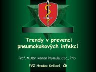 prof. MUDr. R. Prymula, CSc., Ph.D.