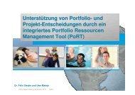 und Projekt -Entscheidungen durch - PMI Berlin/Brandenburg ...