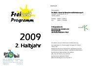 Programm fortlaufend - Pro Mobil eV