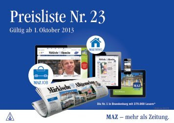 Mediadaten ab 10/2013 - Pms-tz.de