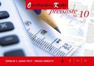 Mediadaten 2013 - Pms-tz.de