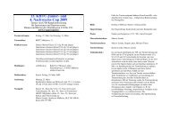 13. KHTC-Junior- und 4. Nachwuchs-Cup 2009 - PMTR