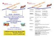 (Microsoft PowerPoint - Faxvorlage Sparkassen- Mini-Team ... - PMTR