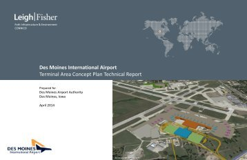 DSM Terminal-Area-Concept-Plan-Technical-Report - FINAL