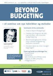 Se programmet her - Per Nikolaj Bukh, professor i økonomistyring