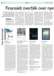 Nye danske bøger - Per Nikolaj Bukh, professor i økonomistyring