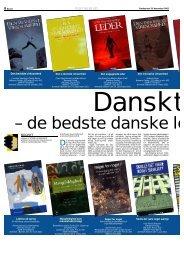 Dansktoppen - De bedste danske ledelsesbøger i 2001 - Per Nikolaj ...