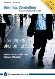 Læs programmet her - Per Nikolaj Bukh, professor i økonomistyring