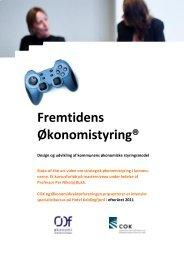 Fremtidens Økonomistyring® - Per Nikolaj Bukh, professor i ...