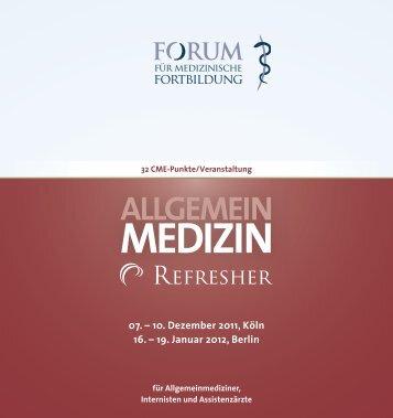 MEDIZIN - Deutsche Gesellschaft für Pneumologie