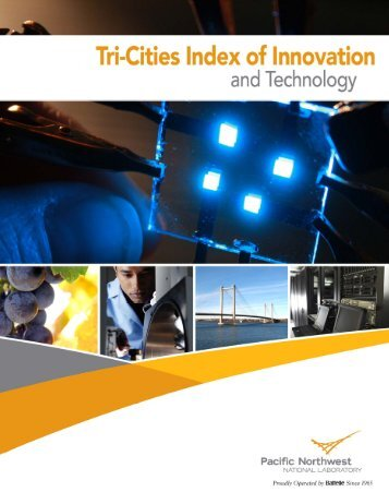 Tri-Cities Index of Innovation and Technology - Pacific Northwest ...