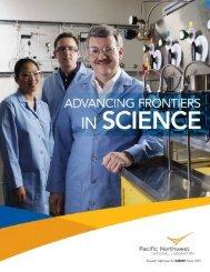 latest brochure - Pacific Northwest National Laboratory