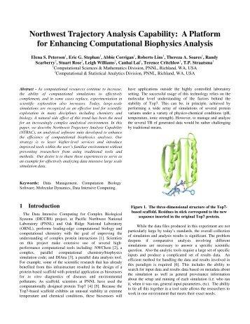 Northwest Trajectory Analysis Capability: A Platform for Enhancing ...