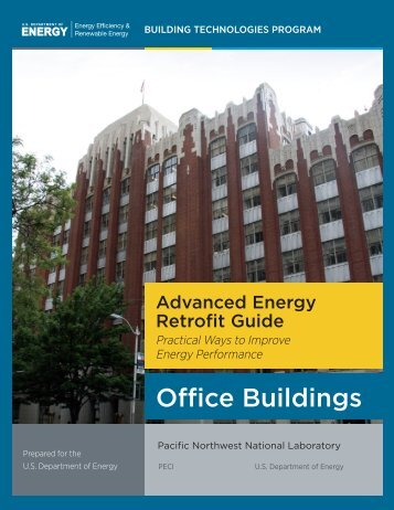 Advanced Energy Retrofit Guide: Office Buildings - Pacific Northwest ...