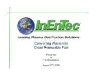 Converting Waste into Clean Renewable Fuel