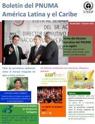 Boletín del PNUMA América Latina y el Caribe - Programa de ...