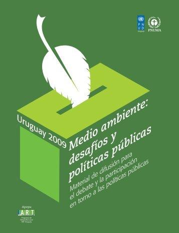 Medio ambiente: desafíos y políticas públicas - Programa de ...