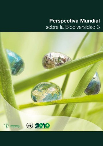Perspectiva Mundial sobre la Biodiversidad 3 - Convention on ...
