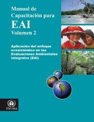 EAI - Programa de Naciones Unidas para el Medio Ambiente