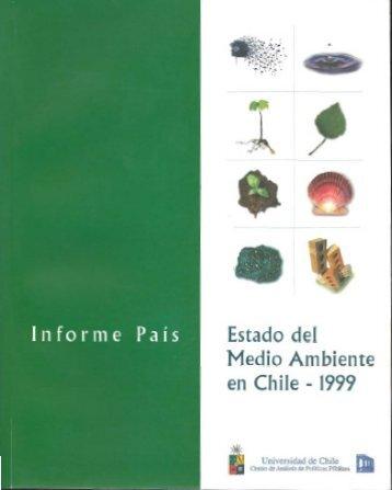 GEO Chile 1999.pdf - Programa de Naciones Unidas para el Medio ...