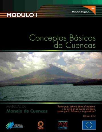 Manual manejo de cuencas modulo 1