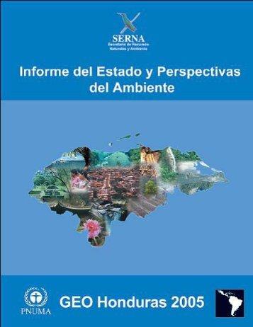 Geo Honduras 2005 - Programa de Naciones Unidas para el Medio ...