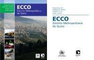 El ECCO Distrito Metropolitano de Quito - UNEP