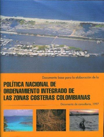Política Nacional de Ordenamiento Integrado de las Zonas Costeras
