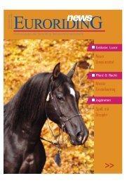Page 1 Fachmagazin der Euroriding Reitsport-Fachgeschäfte ...