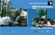 GEO Guatemala.pdf - Programa de Naciones Unidas para el Medio ...